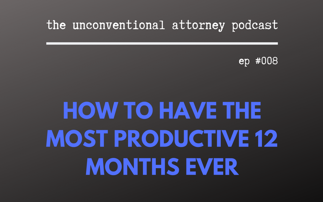 the unconventional attorney